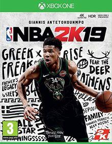 NBA 2K19 Xbox1