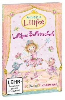 Lillifees Ballettschule. Windows XP/2000/ME/98 und Mac OS X
