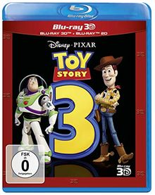 Toy Story 3 (+ Blu-ray)