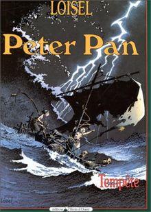 Peter Pan: Tempete