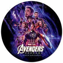 Avengers: Endgame (Picture Vinyl) [Vinyl LP]