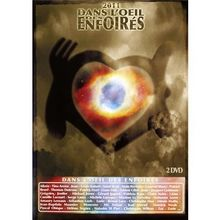 UNIVERSAL MUSIC Les enfoirés 2011 - Dans l'oeil des enfoirés