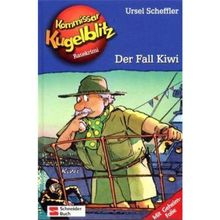 Kommissar Kugelblitz. Grossdruck: Kommissar Kugelblitz, Band 19: Der Fall Kiwi: Ratekrimi: BD 19