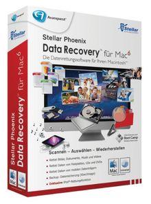 Stellar Phoenix Data Recovery 6 für Mac