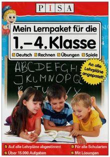 PISA - Mein Lernpaket 1.-4. Klasse