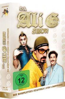 Da Ali G Show - Doppelbox Staffel 1 und 2 [4 DVDs]