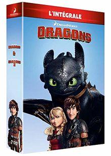 Coffret dragons 1 et 2 [FR Import]