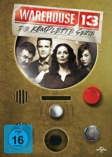 Warehouse 13 - Die komplette Serie (exklusiv bei Amazon.de)