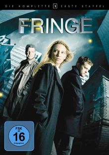 Fringe - Die komplette erste Staffel [7 DVDs]
