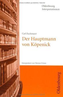 Oldenbourg Interpretationen, Bd.29, Der Hauptmann von Köpenick