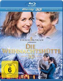 Thomas Kinkade - Die Weihnachtshütte [3D Blu-ray]
