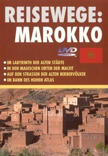Reisewege: Marokko