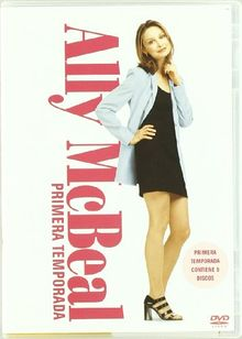 Ally Mcbeal Temporada 1 (Import Dvd) (2008) Calista Flockhart; Courtney Thorne
