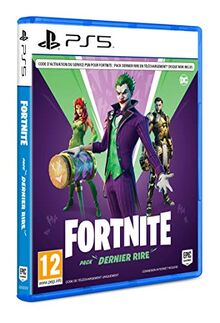 Fortnite: Das letzte Lachen Pack PS5-Spiel