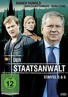 Der Staatsanwalt - Staffel 5 & 6 (3 DVDs)