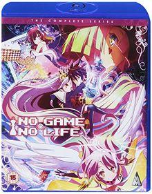 No Game . No Life: The Complete Series [Edizione: Regno Unito] [Blu-ray] [Import italien]