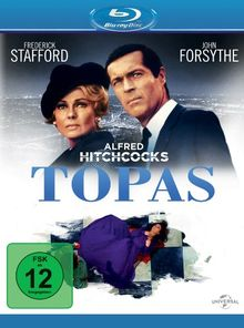 Topas - Alfred Hitchcock [Blu-ray]