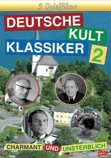 Deutsche Kultklassiker Vol.2 (3 Spielfilme)
