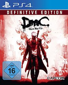 DmC - Devil May Cry - Definitive Edition - [Playstation 4]