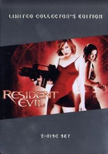 Resident Evil (im StarMetalpak) [Limited Collector's Edition] [2 DVDs]