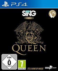 Let's Sing Queen (Playstation 4)
