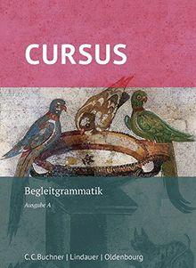 Cursus A - neu Begleitgrammatik
