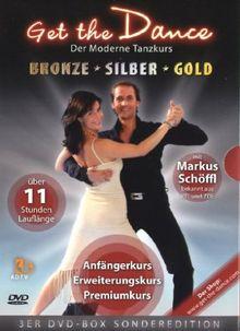 Get the Dance - 3er-Box *Bronze, Silber, Gold* [3 DVDs]
