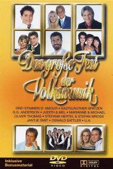 Various Artists - Das große Fest der Volksmusik