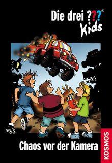 Die drei ??? Kids 04. Chaos vor der Kamera
