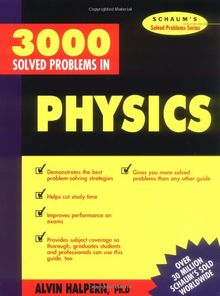 3000 Solved Problems in Physics (Schaum's Solved Problem... | Buch | Zustand gut