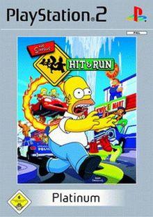 Simpsons - Hit & Run [Platinum]