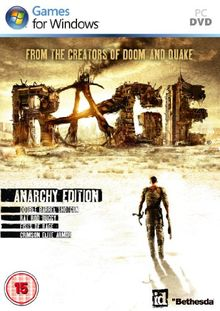 [UK-Import]Rage Anarchy Edition Game PC