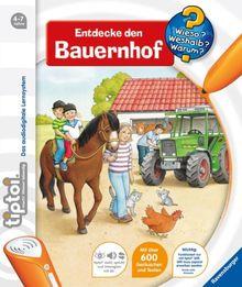 Ravensburger 580 - TipToi: Entdecke den Bauernhof