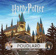Harry Potter : Poudlard : Le carnet magique
