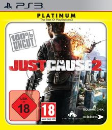Just Cause 2 [Platinum]