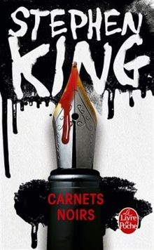 Carnets noirs: Roman