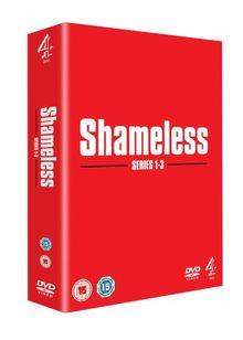 Shameless - Series 1-3 [4 DVDs] [UK Import]