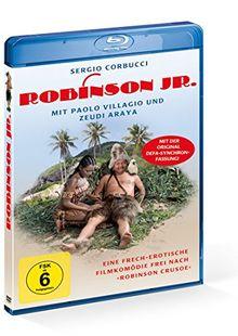 Robinson Jr. (HD-Neuabtastung - DEFA-Synchronfassung) [Blu-ray]