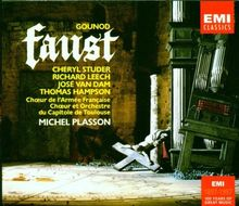 Charles Gounod - Faust (Margarethe) (Gesamtaufnahme)