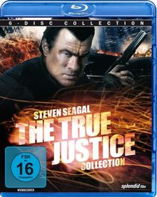 The True Justice Collection [Blu-ray]