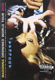 Madonna - Drowned World Tour 2001 - Live in Detroit