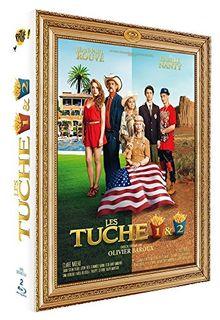 Coffret les tuche : les tuche ; les tuches 2 - le rêve américain [Blu-ray] [FR Import]