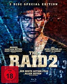The Raid 2 [Blu-ray] [Special Edition]