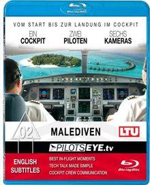 PilotsEYE.tv (MALEDIVEN) [Blu-ray]