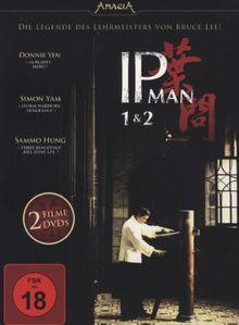 Ip Man 1&2 [2 DVDs]
