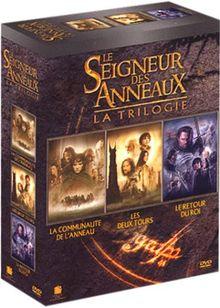 Coffret seigneur des anneaux : la trilogie
