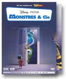 Monstres & Cie - Édition Collector 2 DVD [FR Import]