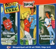 TKKG Box 09. Folgen 25-27: Die Stunde der schwarzen Maske / Das Geiseldrama / Banditen im Palasthotel