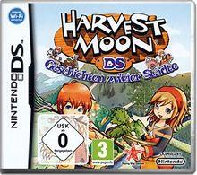 Harvest Moon DS: Geschichten zweier Städte