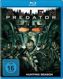 Alien Predator - Hunting Season [Blu-ray]